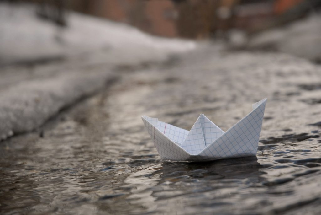 Origami | Mindful art creation for healing