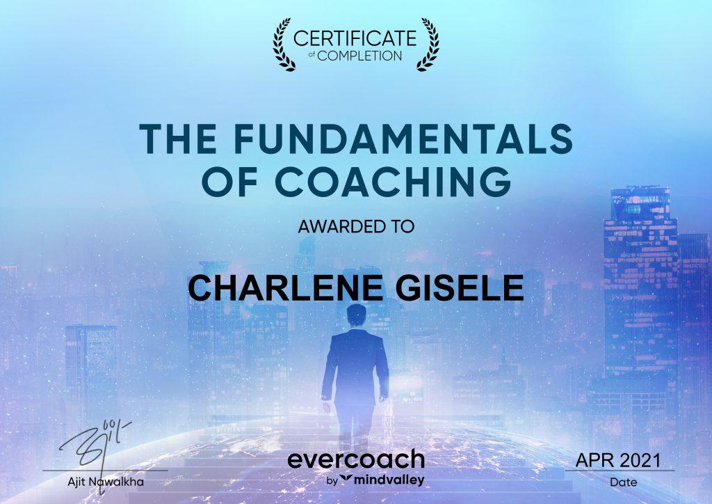 The Foundamental of Coaching